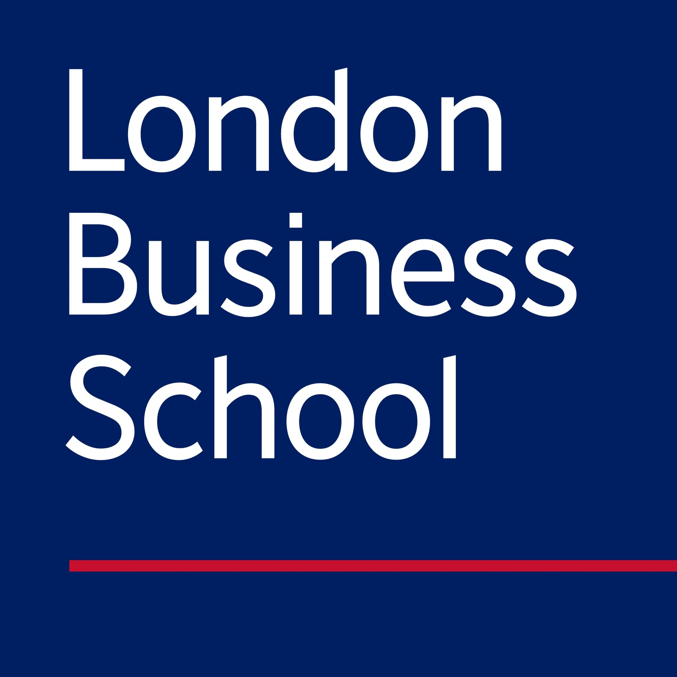 logo of london business school